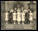 Bears Grass St Peters Lutheran Church Confirmation Class of 1939
